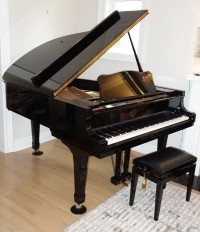 Used pianos for sale in toronto inspected by certified for Yamaha c2 piano for sale